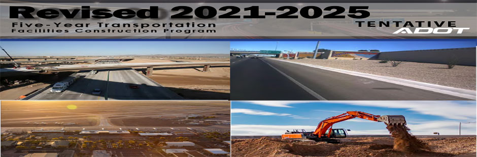Photo of the 2021-2025 Five-Year Transportation Facilities Construction Program brochure cover>From Media Library>From Media Library>From Media Library
